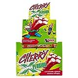 Gelco Cherry Xplosion, Caramella Gommosa, confezione da 150 pezzi