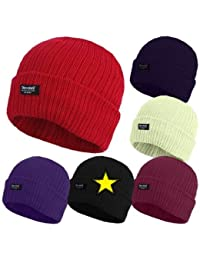 Brand New Women's Chunky Thinsulate Beanie Hat
