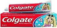 Colgate Kids Toothpaste 6+ Barbie, 50ml