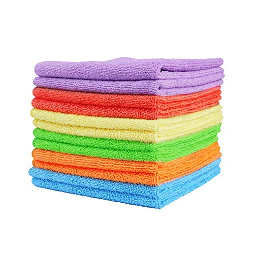 Car Wash Accessories Hard-Working Coral Velvet Soft Absorbent Wash Cloth Car Auto Care Microfiber Cleaning Towels Drop Ship Sponges, Cloths & Brushes