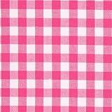 Tela de cuadros rosa fuerte y blanco Carolina Gingham de Robert Kaufman
