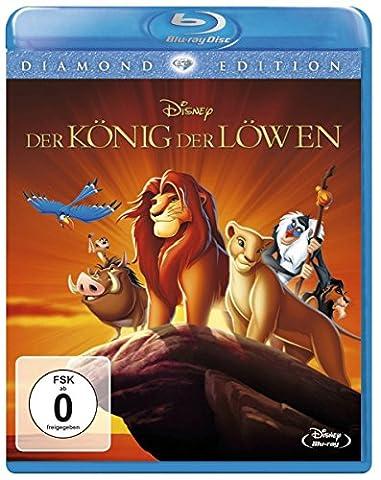 Der König der Löwen - Diamond Edition [Blu-ray]