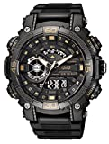 Q&Q Analog-Digital Black Dial Watch for ...