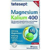 Tetesept Magnesium Kalium 400, 30 St preisvergleich bei billige-tabletten.eu