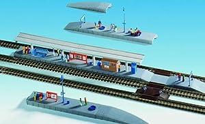 Kibri - Estación ferroviaria de modelismo ferroviario N Escala 1:87 (37503)