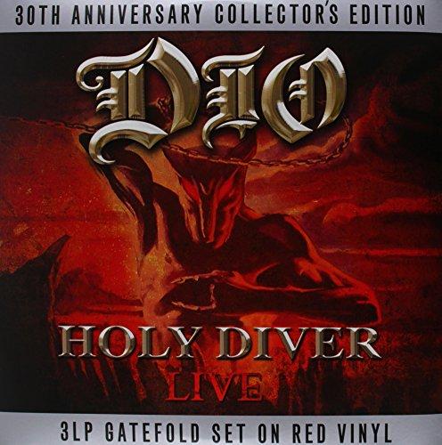 Dio-box-set (Holy Diver [Vinyl LP])