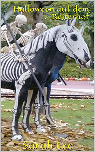 Sina und Halloween auf dem Reiterhof - Pferde, Freundschaft, Abenteuer (Reitstall Rautenberg 8) (Mädchen Kostüme-ideen Für Halloween)