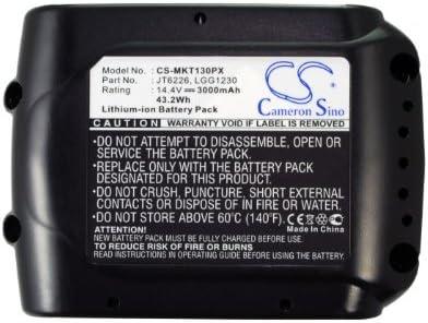 Cameron Sino 3000 mAh batteria batteria batteria di ricambio per Makita TD131DRFXR | Nuovi prodotti nel 2019  | Il Più Economico  | Altamente elogiato e apprezzato dal pubblico dei consumatori  723268