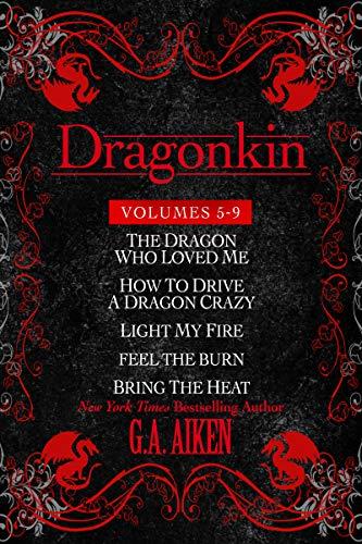 Dragonkin Bundle Books 5-9 (Dragon Kin) (English Edition) eBook ...