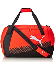 Puma bolsa de deporte Evopower Medium Bag Rojo Red Blast/Puma Black/Puma White Talla:19.5 x 21.8 x 33 cm, 54 liter