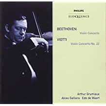 Beethoven:Violin Concerto [Import anglais]