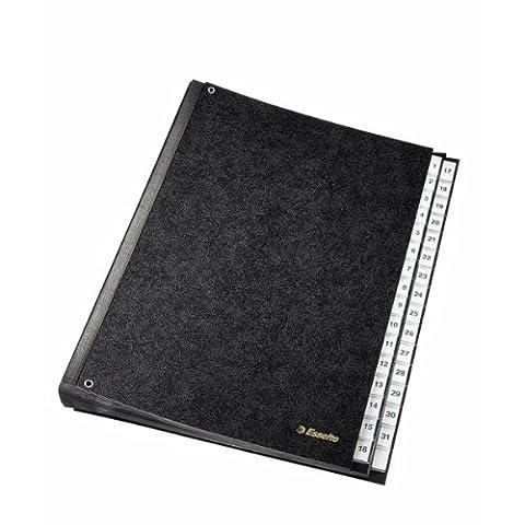 Esselte 1114119 Desk Folder 1-31 Tabs