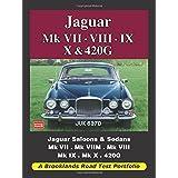 Jaguar Mk Vii, Viii, Ix, X & 420G (Road Test Portfolio)