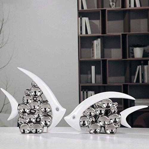decorazione domestica, Moderna sala Living Tessuti da arredamento decorazioni Ceramica decorazione processo ( colore : A )