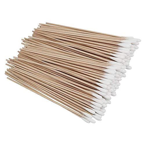 100 bastones largos algodón mango madera limpieza