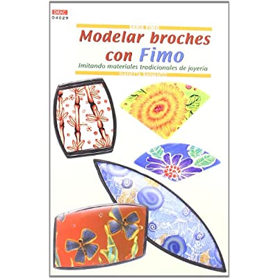 Serie Fimo N 29 Modelar Broches Con Fimo Pdf Download Lusinehheida