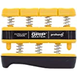Pro Hands Fingertrainer Gripmaster  x-light, Yellow, 230x140