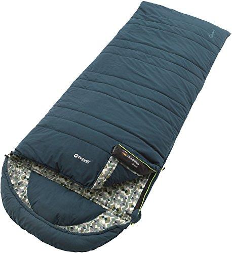 Outwell Camper Schlafsack Blue 235 x 90 cm