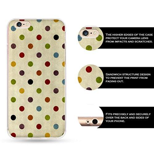 iphone 4/4S SUPER-CASE cover iCreat schönes Design mit Dunkelrot-Muster, Gemaltes iphone Hülle Gehäuse Hartschale harte Rückseite für Apple IPHONE 4 4G 4S F92