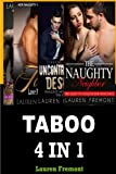 Taboo Collection by Lauren Fremont (2015-10-18)