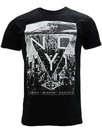 Dissident Mens T Shirt New Black L