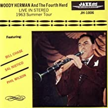 Live in 1963 Summer Tour by Woody Herman