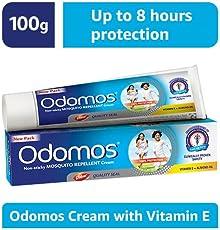 Odomos Mosquito Repellent Cream - 100 g