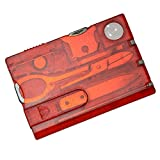 EDTara Outdoor Camping Survival Card Pocket Portable Multi - Best Reviews Guide