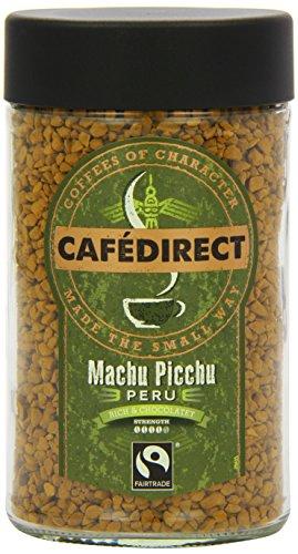 Cafdirect-Fairtrade-Machu-Picchu-Peru-Freeze-Dried-Coffee-100g-Pack-of-2