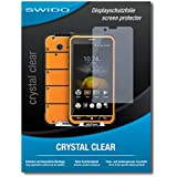 "3 x SWIDO® protecteur d'écran Ulefone Armor film protecteur feuille ""CrystalClear"" invisible"