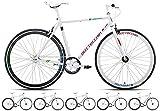 Bottecchia 301 # Hashtag Fixie Singlespeed Fahrrad, Rahmengrösse:50 cm