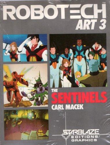 Robotech Art: No. 3