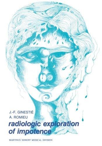 Radiologic exploration of impotence by J.-F. Ginesti???? (2013-10-04)