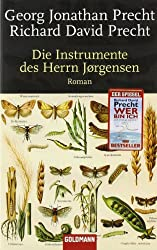 Die Instrumente des Herrn Jørgensen