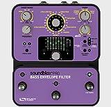 Source Audio SA143* Pédale d\'effet pour guitare Basse et Clavier Soundblox Pro Bass Envelope Filter