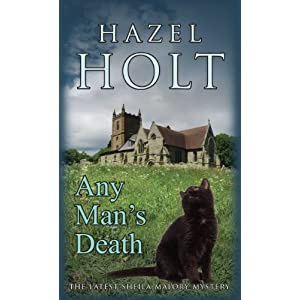 Any Man's Death (Mrs. Malory Mysteries series Book 19)