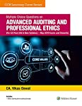 Multiple Choice Questions on Advanced Auditing and Professional Ethics