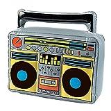Goods & Gadgets | Boombox gonfiabile con radio e hip hop