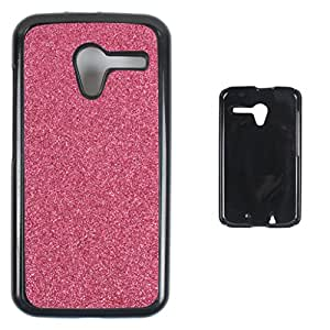 DooDa - For Intex Aqua Y2 Pro Snap-on Hard PU Leather & TPU Plastic Shoulders Case Cover, Fancy Fashion Designer With Full Protection Of Pouch