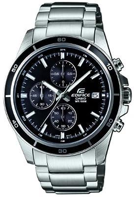 Casio EFR-526D-1AVUEF - Reloj (Reloj de pulsera, Masculino, Acero inoxidable, SR920SW, 2 Año(s), 4.85 cm)