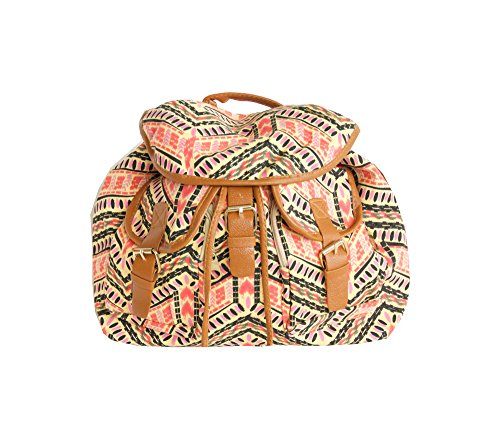 Benzi - Mochila RY2014048 AZTEC ORANGE/CREAM L