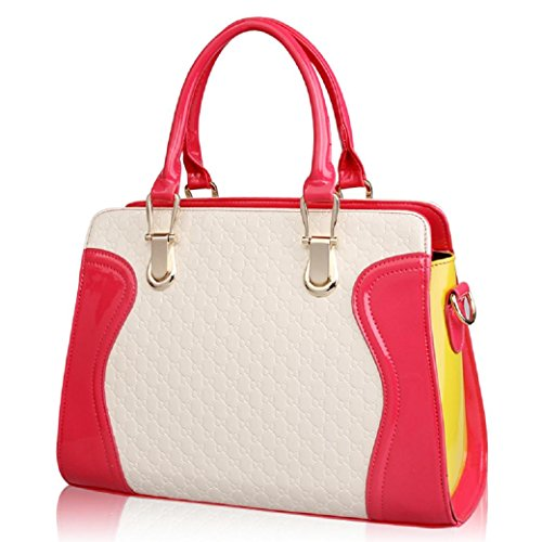 fairysan-leather-big-top-handle-bag-crocodile-embossed-peach-colorant-match