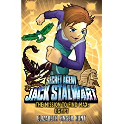 Jack Stalwart: The Mission to find Max: Egypt: Book 14 (English Edition)