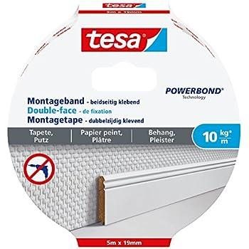 Tesa 55740-00001-00 Bande adh/ésive de montage pour lint/érieur Import Allemagne