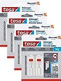 tesa Verstellbarer Klebenagel für Tapeten und Putz/Selbstklebender Nagel von tesa Powerstrips / 8 x 1 kg Halteleistung
