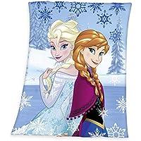 Kinderdecke Babydecke Disney 120 x 150 cm Verschiedene Designs Frozen
