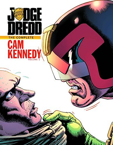 Judge Dredd: The Cam Kennedy Collection Volume 1 by John Wagner (2013-07-30)