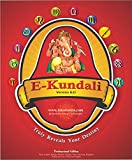 #1: E-Kundali Pro 6.0 ( Language Hindi , English ) Astrology Software (CD)