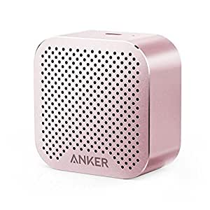 Anker Bluetooth Speaker, SoundCore nano, Mini Portable Bluetooth Speaker, Wireless Speaker with Big Sound and Hands-Free Calling, works with iPhone, iPad, Samsung, Nexus, HTC, Laptops and More