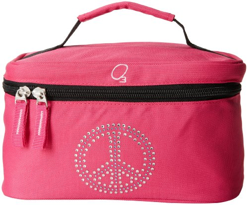 obersee-kids-toiletry-and-accessory-train-case-bag-bling-rhinestone-peace